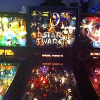 Photo taken at Arcade Odyssey by Belinda G. on 10/8/2012