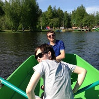 Photo taken at Озеро by Алёна on 5/19/2013