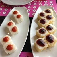 Photo taken at Fushi Sushi by وصايف . on 5/1/2013