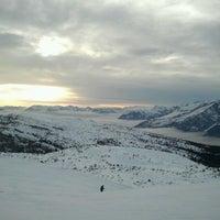Photo taken at Consorzio Skipass  Paganella by Davide B. on 1/10/2013