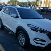 Photo taken at Red McCombs Superior Hyundai by Bee on 2/9/2017