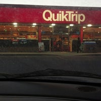 Photo taken at QuikTrip by Carly S. on 3/19/2013