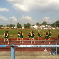 Photo taken at Hilliard Heritage Middle School by Jenni on 8/29/2013