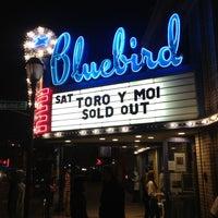Foto scattata a Bluebird Theater da Joshua S. il 2/24/2013