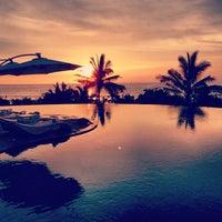 Photo taken at Sheraton Bali Kuta Resort by Adhi G. on 12/18/2012