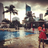 Photo taken at Ayana MidPlaza Jakarta by Adhi G. on 6/15/2013