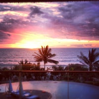 Photo taken at Sheraton Bali Kuta Resort by Adhi G. on 12/22/2012