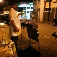 Photo taken at Churrasquinho do Reginaldo by Leandro R. on 8/9/2013