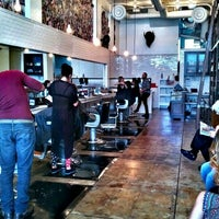 Photo taken at Rudy's Barbershop by APEX T. on 10/14/2012