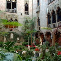 Photo taken at Isabella Stewart Gardner Museum by Penny C. on 1/2/2013