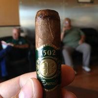 Photo taken at Goodfellas Cigar Lounge by GOODFELLAS C. on 3/19/2013