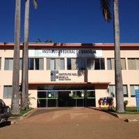 Photo taken at IFB - Instituto Federal de Brasília Campus Planaltina by Milton L. on 4/28/2014