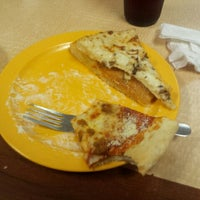 Photo taken at Cicis by Jo C. on 4/22/2013