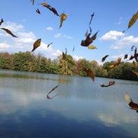 Photo taken at Sharon Woods Metro Park by Alain on 10/15/2012