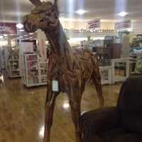 Photo taken at T. J. Maxx/HomeGoods by Marit2a on 2/19/2016