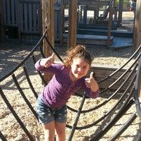 Photo taken at Kitsap Kids Playground by Michelle G. on 6/5/2013