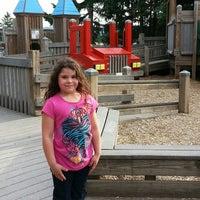 Photo taken at Kitsap Kids Playground by Michelle G. on 6/6/2013