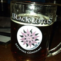 Photo taken at Black Lotus Brewing Co. by Val G. on 5/4/2013