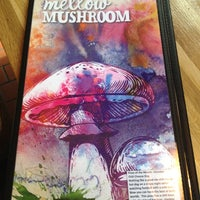 Photo taken at Mellow Mushroom by Nils on 11/25/2012