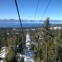 Photo taken at Heavenly Gondola by Stephen C. on 2/1/2013