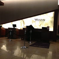 Photo taken at The Westin New York Grand Central by Aninha V. on 7/13/2013
