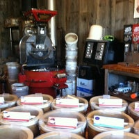 Photo taken at Sudbury Coffee Works by Michelle S. on 10/18/2012