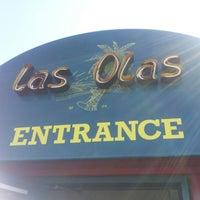 Photo taken at Las Olas by Lisa on 9/16/2012