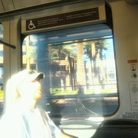 Photo taken at Thomas/Central Ave METRO by Laura B. on 9/14/2012