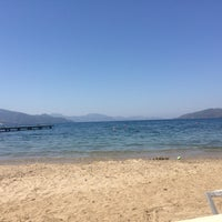 Photo taken at marmaris resort hotel sahil by Can on 6/21/2016
