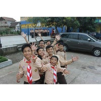 Photo taken at ADZKIA Integrated islamic school by Gemintang A. on 10/14/2014