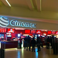 Photo taken at Cinemex by Claudia M. on 3/3/2013