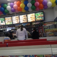 Photo taken at Burger King by Claudia M. on 4/30/2013