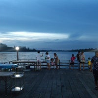 Photo taken at Ruen Pae Fishing Park by DoY on 7/7/2013