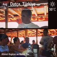Photo taken at burak tour by Gülen Y. on 8/16/2013