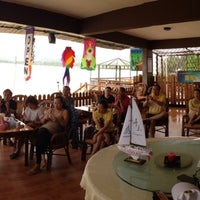 Photo taken at Yomovo Sailing Club by Zina on 9/12/2013