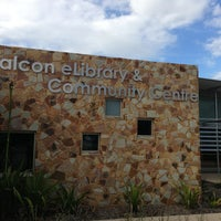Photo taken at Falcon Elibrary & Community Centre by Haydon R. on 6/7/2013
