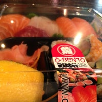 Photo taken at O-Bento by Haydon R. on 11/8/2012