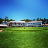 Photo taken at Mid Pines Golf Club by Alex N. on 8/9/2015
