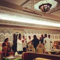 Photo taken at Marrakech Restaurant by Halal Bilal on 6/20/2013