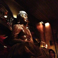 Photo taken at Buddha Bar by Konstantin L. on 2/14/2013