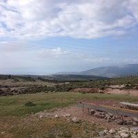 Photo taken at Πλατυ Φρυας by John L. on 4/26/2014