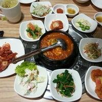 Photo taken at Da Sa Rang Korea BBQ Restaurant by Pricillia S. on 11/9/2012