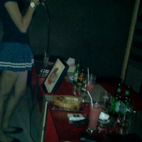Photo taken at NAV karaoke by Resiscaaa on 10/10/2012
