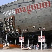 Photo taken at Maremagnum by Xavi O. on 3/31/2013