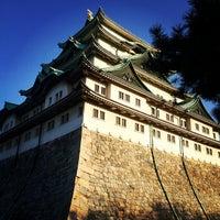 Photo taken at Nagoya Castle by masatakam on 1/29/2013