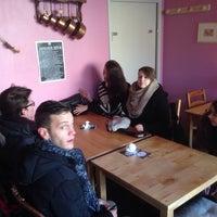 Photo taken at Au Bazar De Stef by Jack T. on 1/25/2014