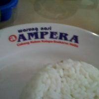 Photo taken at Ampera Kings by Dwiva R. on 9/16/2012