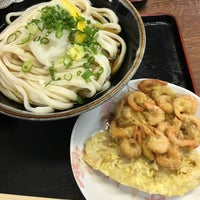 Photo taken at 白川うどん by Take Y. on 6/20/2018