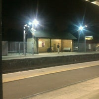 Photo taken at Lower Sydenham Railway Station (LSY) by Matthew R. on 9/14/2012