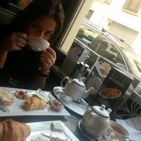 Photo taken at Cafe Goldegg by <-KaaN-> on 9/28/2014